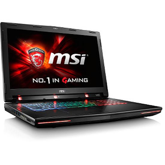 PC portable MSI GT72S 6QE-858FR - i7 - 32 Go - GTX 980M - Tobii