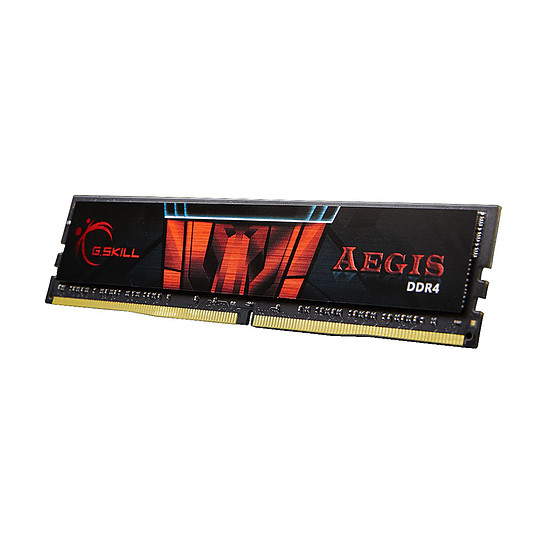 Mémoire G.Skill Aegis DDR4 8 Go 2400 MHz CAS 15