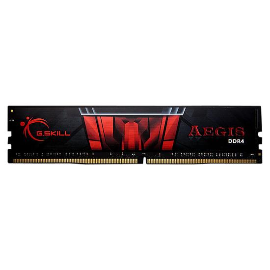 Mémoire G.Skill Aegis DDR4 2 x 16 Go 2400 MHz CAS 15 - Autre vue