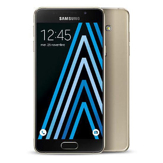 Smartphone et téléphone mobile Samsung Galaxy A3 2016 (or)