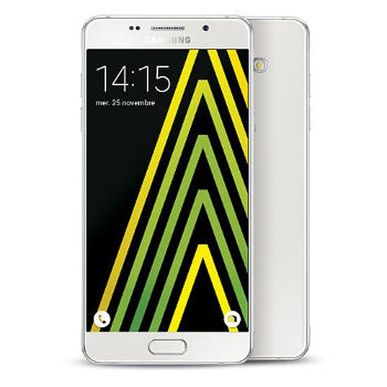 Smartphone et téléphone mobile Samsung Galaxy A5 2016 (blanc)