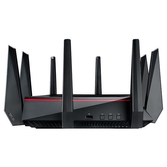 Routeur et modem Asus RT-AC5300 - Routeur WiFi AC5300 triple bande - Autre vue