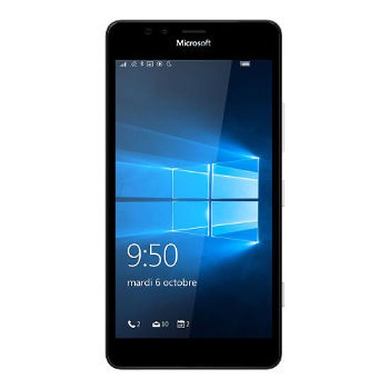 Smartphone et téléphone mobile Microsoft Lumia 950 (noir) - Double SIM