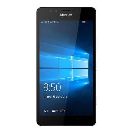 Smartphone et téléphone mobile Microsoft Lumia 950 (blanc) - Double SIM