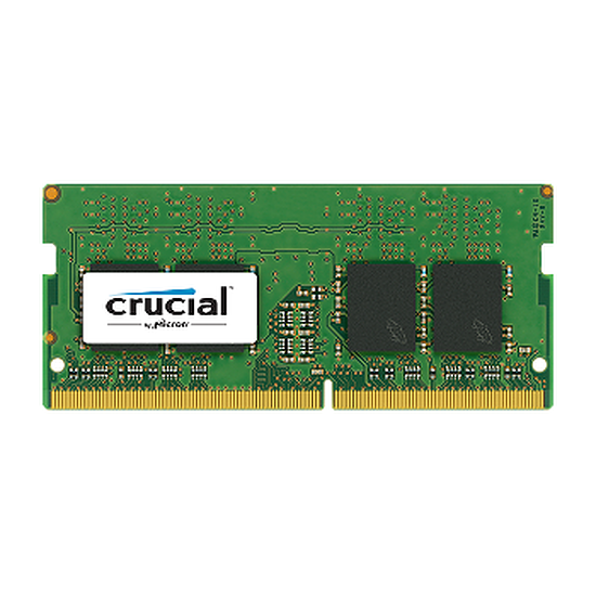 Mémoire Crucial SO-DIMM DDR4 16 Go 2133 MHz CAS 15