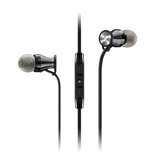 Casque Audio Sennheiser Momentum In-Ear i Noir Chrome (Apple)