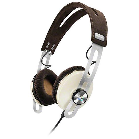 Casque Audio Sennheiser Momentum On-Ear i Ivoire (M2) Apple