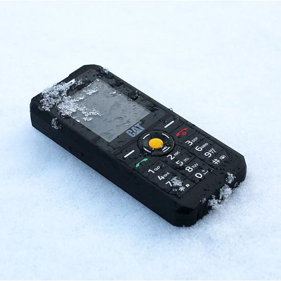 Smartphone et téléphone mobile CAT B30 - Autre vue