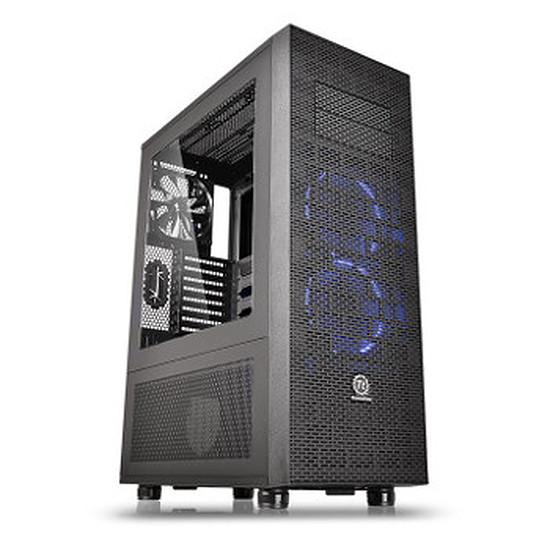 Boîtier PC Thermaltake Core X71 Noir