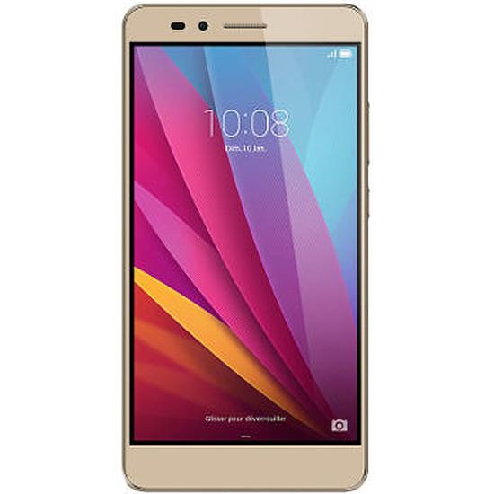 Smartphone et téléphone mobile Honor 5X (or)