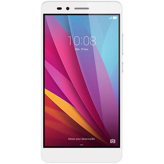 Smartphone et téléphone mobile Honor 5X (argent)