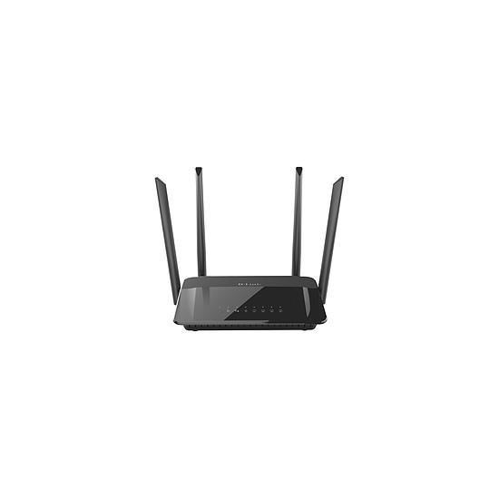 Routeur et modem D-Link DIR-842 - Routeur WiFi AC1200 - Autre vue