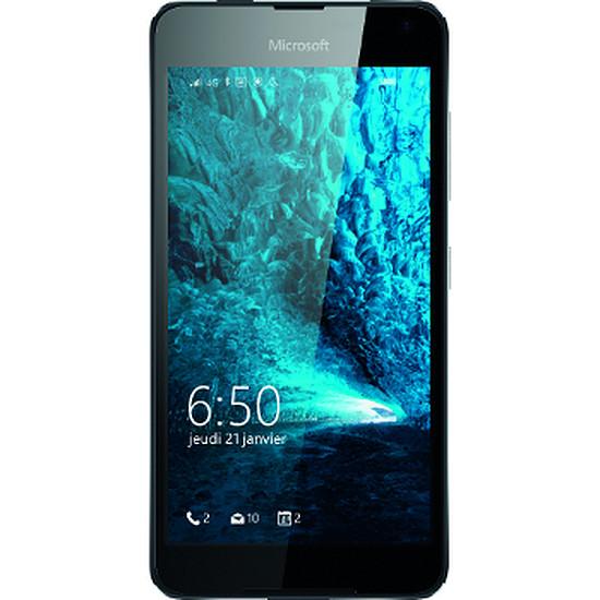 Smartphone et téléphone mobile Microsoft Lumia 650 (noir)