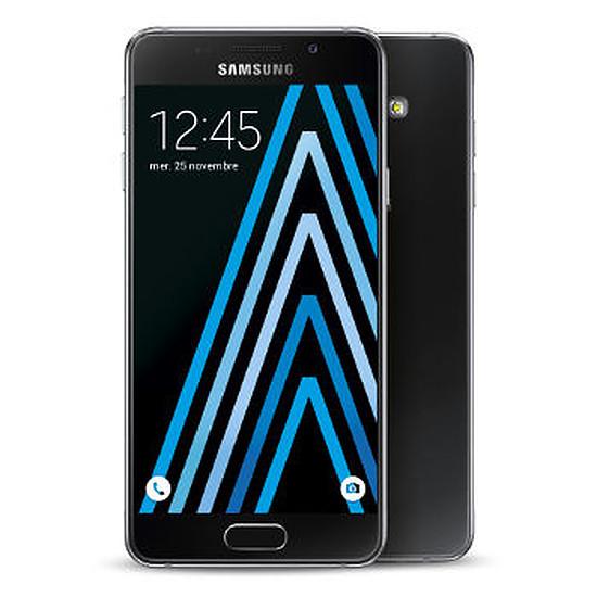 Smartphone et téléphone mobile Samsung Galaxy A3 2016 (noir) + drone Black Bird