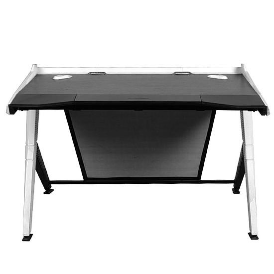 Bureau gamer DXRacer Gaming Desk - Blanc - Autre vue