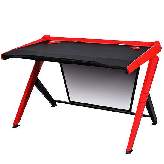 Bureau gamer DXRacer Gaming Desk - Rouge - Autre vue