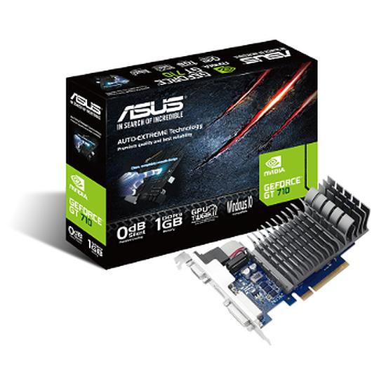 Carte graphique Asus GeForce GT 710 Passive - 1 Go
