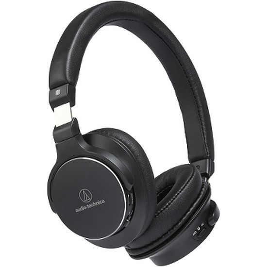 Casque Audio Audio-Technica ATH-SR5 Bluetooth Noir