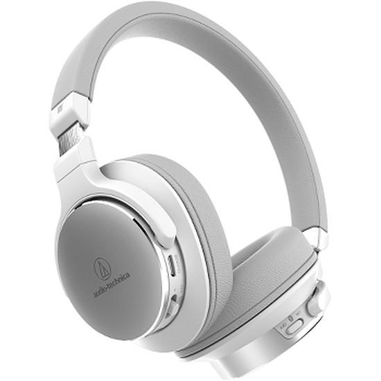 Casque Audio Audio-Technica ATH-SR5 Bluetooth Blanc