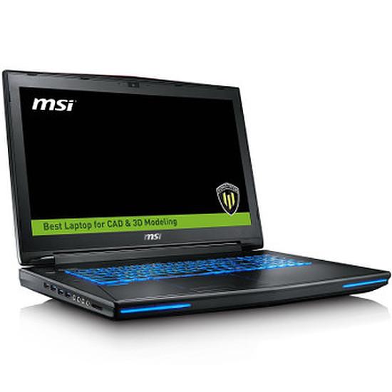 PC portable MSI WT72 6QL-825FR