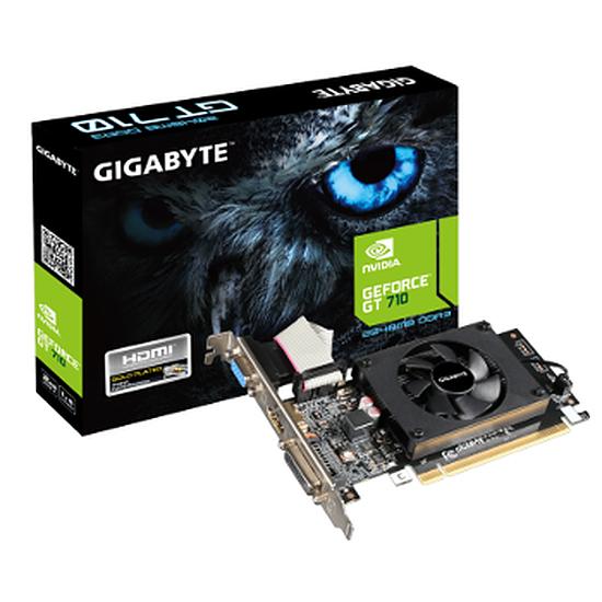 Carte graphique Gigabyte GeForce GT 710 - 2 Go