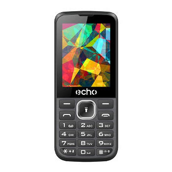 Smartphone et téléphone mobile Echo First Plus (noir)