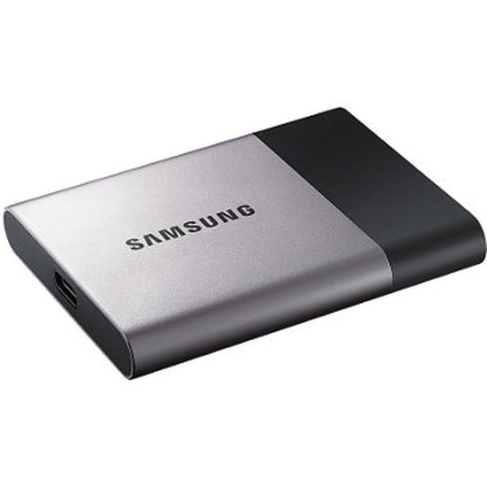 Disque dur externe Samsung SSD externe T3 - 500 Go