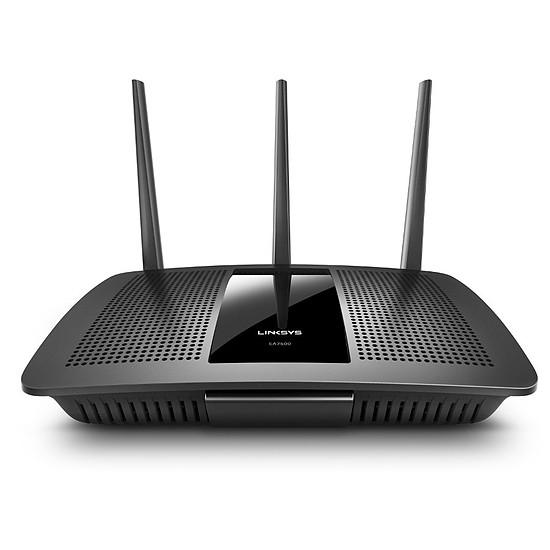 Routeur et modem Linksys EA7500 - Routeur MAX-STREAM WiFi AC1900 MU-MIMO