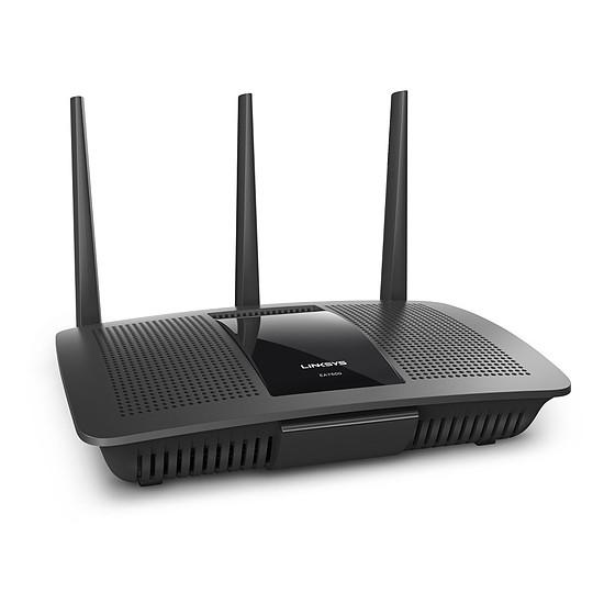 Routeur et modem Linksys EA7500 - Routeur MAX-STREAM WiFi AC1900 MU-MIMO - Autre vue