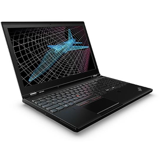 PC portable Lenovo ThinkPad P50 - 20EN0005FR - i7 -  8 Go - Quadro