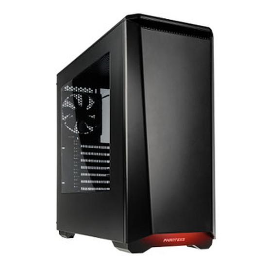 Boîtier PC Phanteks Eclipse P400S Silent Edition Fenêtre - Noir