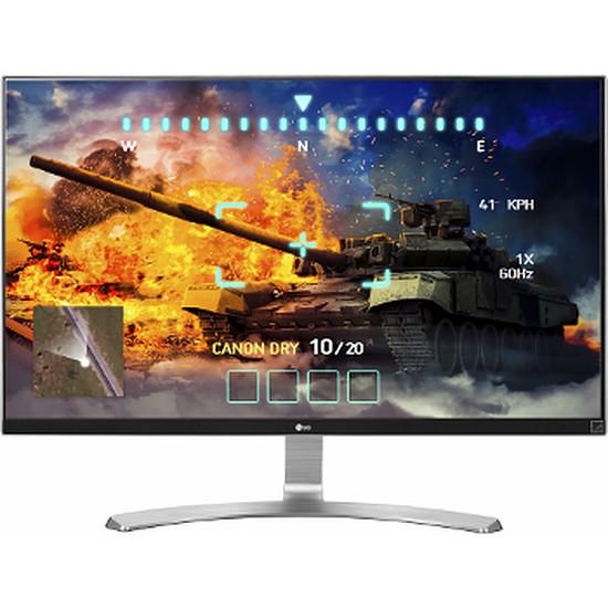 Écran PC LG 27UD68 4K - FreeSync