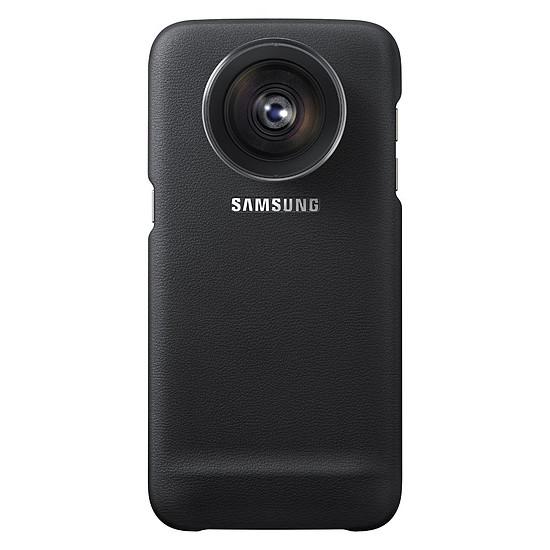 Coque et housse Samsung Coque Lens Cover (noir) - Samsung Galaxy S7