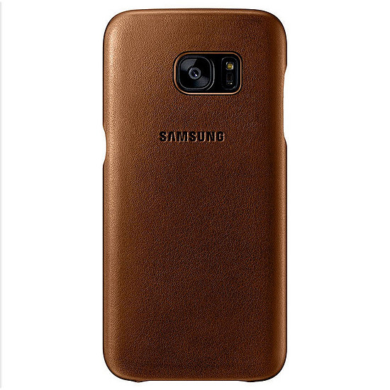 coque cuir galaxy s7 edge