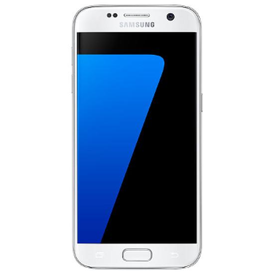 Smartphone et téléphone mobile Samsung Galaxy S7 (blanc)