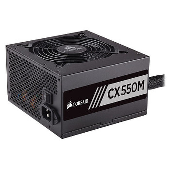 Alimentation PC Corsair CX550M - 550W
