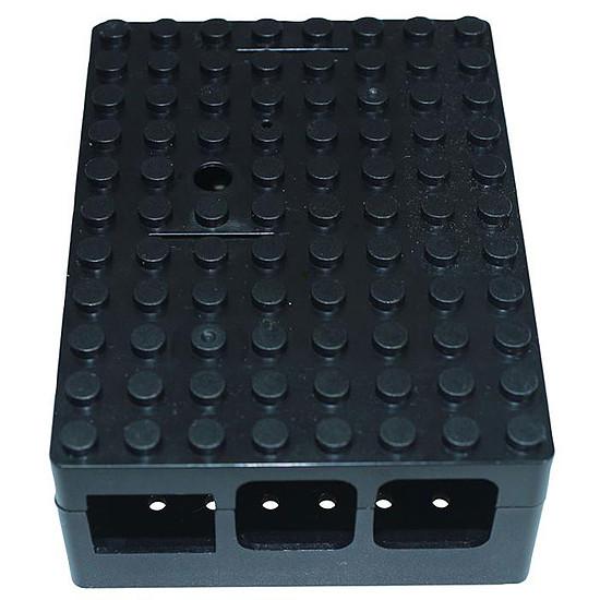 Raspberry Pi multicomp PI-BLOX - boitier Raspberry Pi 3/2 (NOIR) - Autre vue