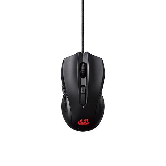 Souris PC Asus Cerberus Mouse - Noir - Autre vue