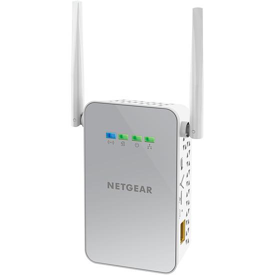 CPL Netgear PLW1000 - Pack de 2 CPL 1000 + Wifi - Autre vue