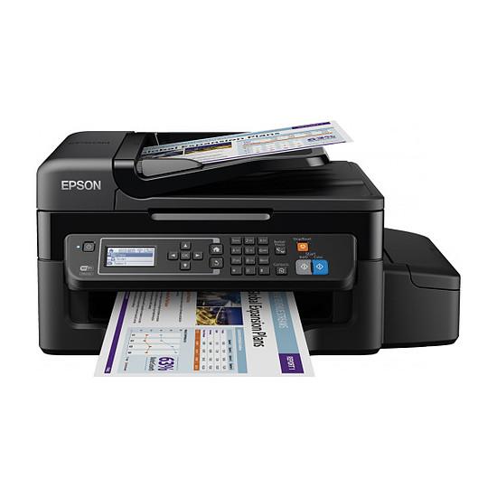 Imprimante multifonction Epson Ecotank ET-4500 - Autre vue