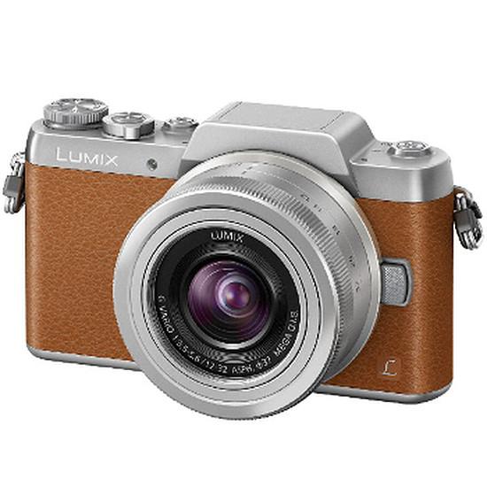 Appareil photo hybride Panasonic Lumix DMC-GF7 + 12-32 mm Camel