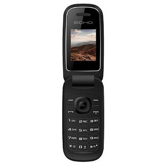 Smartphone et téléphone mobile Echo Clap (noir)