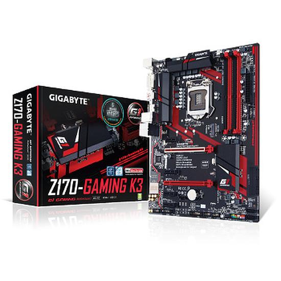 Carte mère Gigabyte GA-Z170-Gaming K3-EU