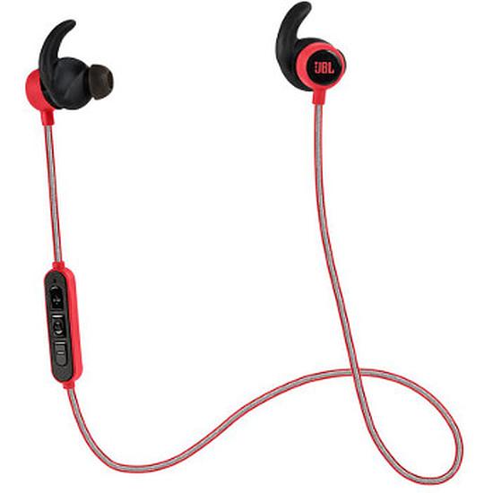 Casque Audio JBL Reflect Sport Mini Bluetooth Rouge
