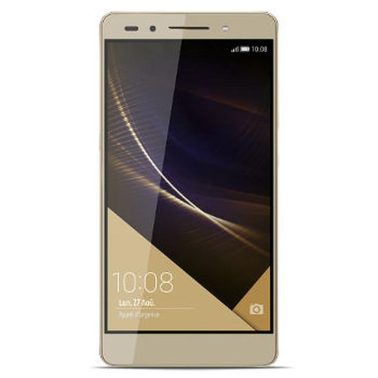 Smartphone et téléphone mobile Honor 7 Premium (or)