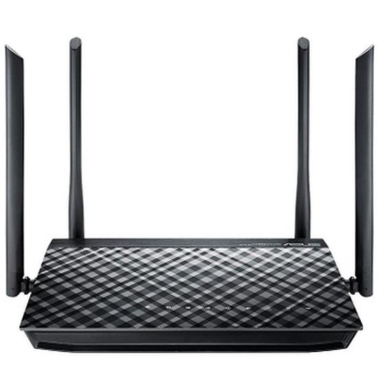 Routeur et modem Asus RT-AC1200G+ - Routeur WiFi AC1200 double bande
