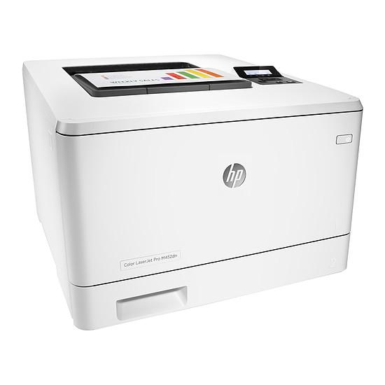 Imprimante laser HP LaserJet Pro M452nw - Autre vue