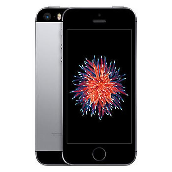 Smartphone et téléphone mobile Apple iPhone SE (gris sidéral) - 64 Go