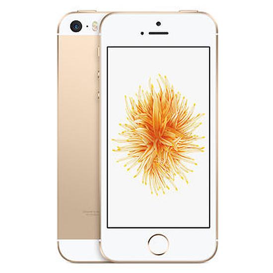 Smartphone et téléphone mobile Apple iPhone SE (or) - 64 Go