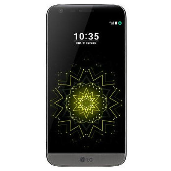 Smartphone et téléphone mobile LG G5 (titane)